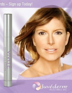 juvederm 232x300 Free Sample of Vivite Lip Plumper