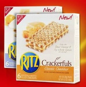 RitzCrackerfuls 296x300 Free Ritz Crackerfuls at Target!