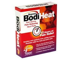 beyond Free Sample: Beyond Bodi Heat