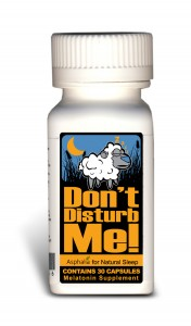 dontdisturbe 176x300 Free Sample: Dont Disturb Me   Sleeping Aid