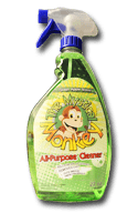 smallbottle Free Sample: The Mystical Monkey All Purpose Cleaner