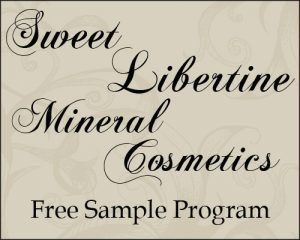 sweetlibertine 300x240 Free Natural Mineral Makeup: Sweet Libertine