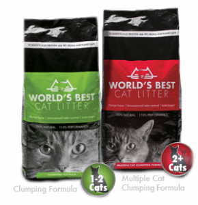 worldsbest1 290x300 Worlds Best Cat Litter: FREE