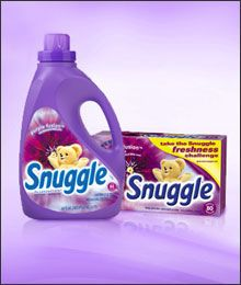 snuggle Snuggle Fabric Softener only $0.87 at Walmart!