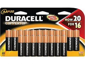 duracell1 300x227 Free Batteries At Staples Is Back