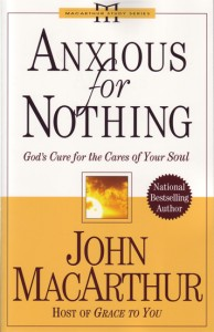 anxious 194x300 Free Book: Anxious For  Nothing
