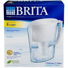 060258426298lg Lowes: Brita Water Pitcher only $2