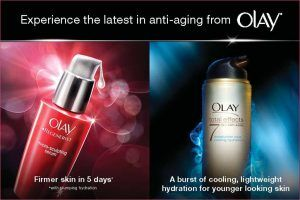 olayface 300x200 Olay Facial Moisturizer Printable Coupon