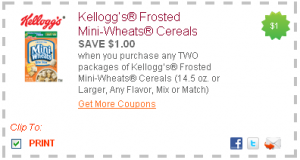 redplumkellloggs 300x160 15 New RedPlum Printable Coupons: Whiskas, Endust, Kelloggs & More