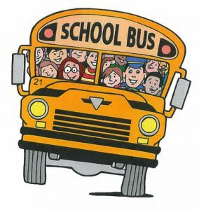 school bus 284x300 *HOT* Back To School Deals Week of 7/25: Walmart, Kmart, Target, Staples and more....