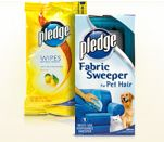 R@H AUG10 OFFER 151x131 PledgeEasySummerGiftPack 063010 Free Pledge Natural Beauty Wipes and Fabric Sweeper for Pet Hair