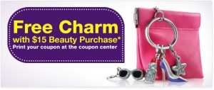 free charm promo1 300x127 CVS: Free $15 Charm With Purchase