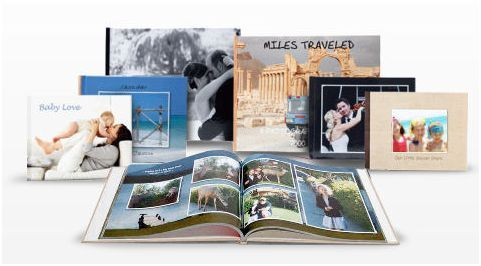 picaboo Picaboo: Free Photo Book ($40 Value) for New Customers!!