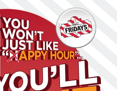 T G I Friday's: Free Appetizer With Entree Purchase | Mojosavings com