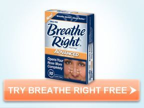 Breathe Right Advanced Free Breathe Right Advance Strip Sample!