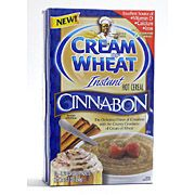 COW Cinnabon Free Sample: Cream Of Wheat Cinnabon Plus High Value Coupon