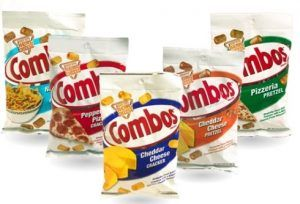 combos 300x204 Combos Snacks: High Value $1 Off Coupon