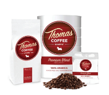 thomasCoffee Free Sample: Thomas Gourmet Coffee