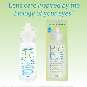 11596416 Free Sample of Bausch & Lomb Contact Lens Solution