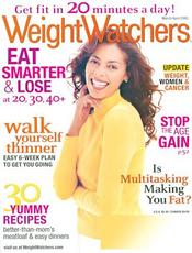 Weight Watchers Magazine 9 Weight Watchers Magazine $3.99/Year (can get up to 4 years!)