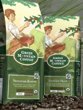 greenmount Free Full Size Green Mountain Coffee Plus Coffee Mug