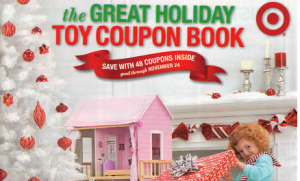 targetholidaycoupon1 300x181 New Target Holiday Toy Coupons