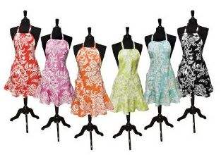 aprons Target Daily Deal: Pretty Damask Aprons $11.69 Shipped!