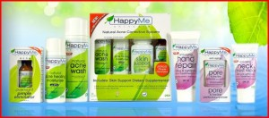 happyme 300x132 Free Sample: Happy Me Skin Care