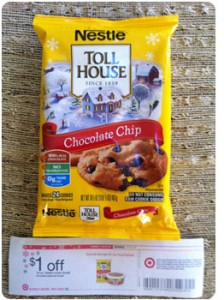 nestle 224x300 Target: Free Nestle Cookie Dough