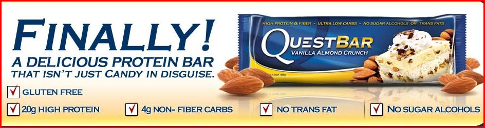 questbar1 2 Free Samples Of Quest Bars