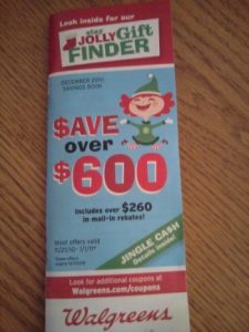 wags dec book e1290204063650 225x300 Walgreens December Coupon Booklet   over $600 in savings!