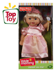 Picture 331 230x300 Walmart.com: Little Mommy Sweet as Me Doll just $5!