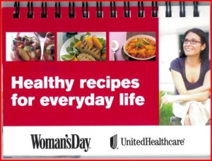 healthyrecipes 300x228 Free Recipe Booklet From Womans Day And United Healthcare