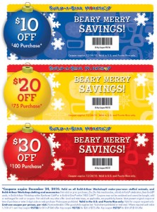 photograph about Build a Bear Printable Coupons called Printable Discount codes: Establish-A-Undergo, Fruit2Working day Added