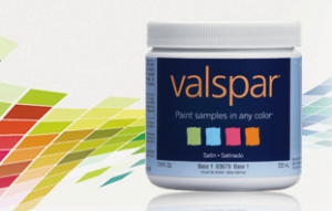 Picture 71 300x191 Free Sample of Valspar Paint Project Starter Kits