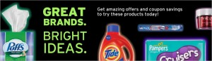 PG Try It 300x87  P&G Everyday Solutions: New Coupon Book   $35 In P&G Product Coupons