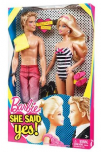 barbie 200x300 Target: $5 Ken & Barbie Set