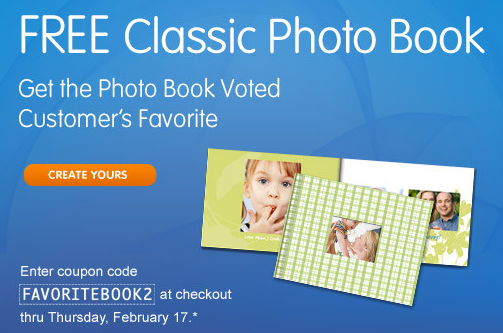 wags photo book Free Classic Photo Book From Walgreens!