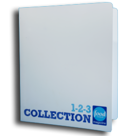 1 2 3 Collection Food Network Binder Free Food Network 1 2 3 Binder