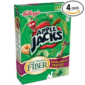 apple jacks 4 Boxes of Apple Jacks Shipped for $5.88! (or just $1.47 ea)