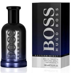 boss bottled nightbottle 293x300 Free Sample: Boss Bottled Night