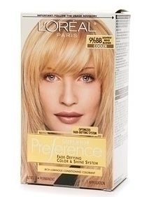 loreal preference LOreal Hair Color only $1.99 at Rite Aid