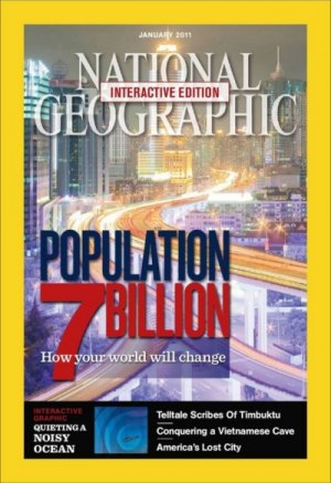 national geographic National Geographic 1 year Subscription only $10   Today Only!