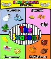 free seasons of the year lapbook. Black Bedroom Furniture Sets. Home Design Ideas