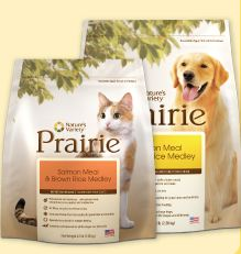 Natures Variety Prairie Kibble Coupon Free Sample of Nature's Variety Dog food