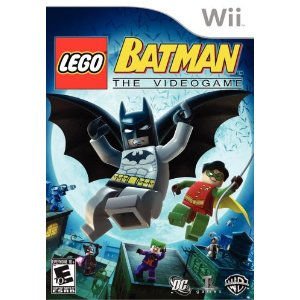 batman LEGO Batman Game for Wii only $9.99 Shipped!
