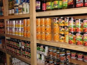 food storage 300x225 Turn Your Stockpile into Profits!