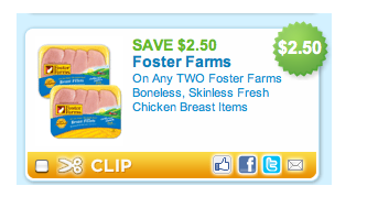 foster farms chicken coupon New Foster Farms Chicken Coupons!!