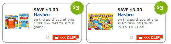 hasbro coupons Hot New Hasbro & PlaySkool Coupons!