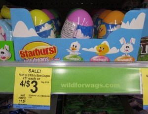 starburst2 300x232 Free Starburst Jelly Bean Easter Eggs at Walgreens!